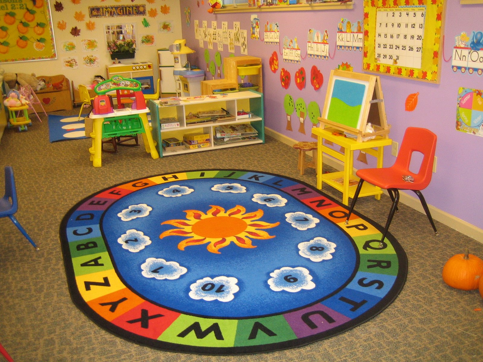 Classroom Ideas For Nursery : Home design letsroll preschool classroom decoration ideas